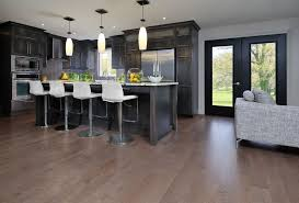 what is engineered hardwood for a contemporary kitchen with a mirage engineered hardwood flooring and mirage maple greystone engineered hardwood flooring by