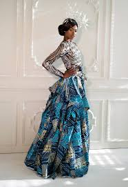 Vlisco Clothing Designs African Wedding Dresses By Vlisco Become A Unforgettable Bride