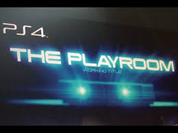 The Playroom (working title) by Sony for PS4 at E3 2013 - YouTube