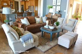 ... Leather Sofa And Fabric Chairs 17 with Leather Sofa And Fabric Chairs