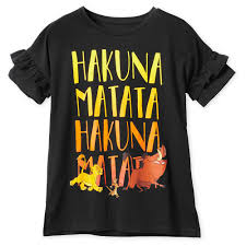 The <b>Lion King T-Shirt</b> for Girls | shopDisney