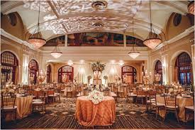 wedding venue caterer crystal ballroom at the rice