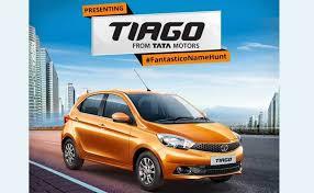 new car launches from tataTata Renames Zica Hatchback Tiago  NDTV CarAndBike