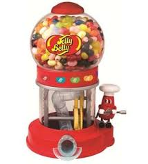 Jelly Bean Vending Machine Extraordinary Mr Jelly Belly Bean Machine 48 Unit Candy Favorites