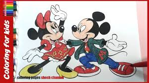Mickey Mouse Pictures To Print And Color Coloring Pages Coloring Pages
