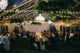Tent String Lights Bistro String Lighting Event Lighting Concepts
