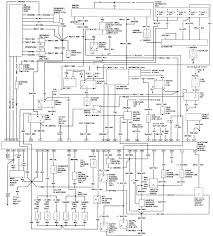 Ford escape wiring schematic diagram in 2004
