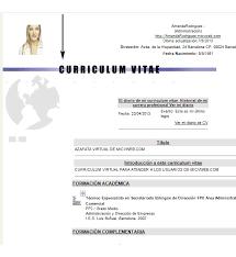 Ejemplo De Curriculum Vitae En Word Modelocurriculumcv12 Gratis 20 Modelos Curriculum Vitae En Word