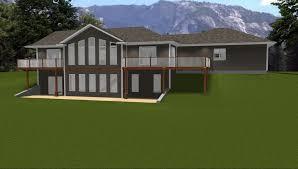 walkout basement house. Fine House Houses With Walk Out Basements  Walkout Basements House Plans  Daylight Walkout Basement  For Basement House W