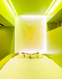 Neon Bedroom A 6000 Square Foot Creative Dreamworld Packed With Tropical Neon