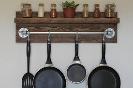 Rustic Kitchen Accessories Rustic Industrial Home Decor Ronikordis