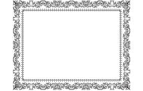 black vintage frame design. Vintage Ornamental Frame Design. Download Large Image 600x380px. License Image; User Black Design