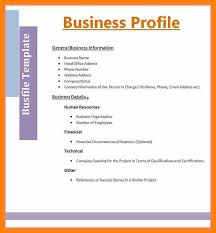 Company Profile Sample 24 Example Of Business Profile Bike Friendly Windsor 5