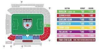 Stadium Chicago Red Stars