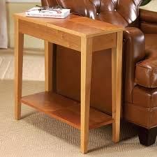tall end tables. Tall End Table Tables Dark For Thin . K