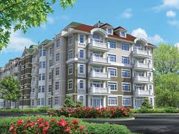 luxury apartment complex. modern with luxury apartment building 16 complex