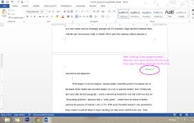 Mla Paper Header What Is A Running Header In Apa Format Pen And