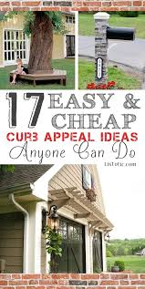 17 Easy And Cheap Curb Appeal Ideas Anyone Can Do (on A Budget!)