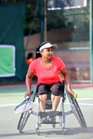 "Radio Active 90.4MHz on Twitter: ""In this special episode of #WomensShow,  we feature International #Wheelchair #Tennis Player, Prathima Rao. At 3  years of age, she lost the use of her right leg"