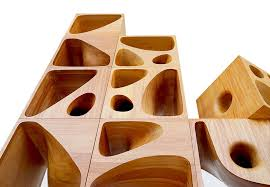 wooden cubes furniture. Beautiful Furniture CATable Wooden Cubes Designed For Playful Cats 3 To Wooden Cubes Furniture