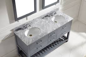 bathroom double sink cabinets. Interesting Sink Virtu USA 60 And Bathroom Double Sink Cabinets