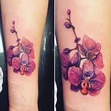 значение тату орхидея фото татуировок символов от мастеров либерти
