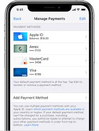 to make purchases from the app itunes or apple books or icloud storage you need an apple id and a valid payment method