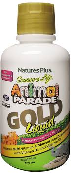 Buy <b>Source of Life Animal</b> Parade Gold Liquid, 16Fl oz | Revital
