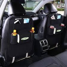 multi pocket backseat car organizer