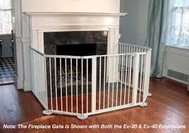 fire place gates