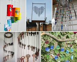 30 Brilliant Marvelous DIY Wind Chimes Ideas - Amazing DIY, Interior & Home  Design