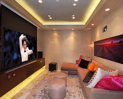 Small Picture Small Home Theater Ideas Design Photos Houzz