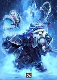 dota 2 snow theme by syn scholar on deviantart
