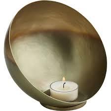 Circle Tea Light Holder Shop Zoetic Round Tea Light Candle Holder Handmade Brass