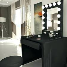 elegant makeup table. Makeup Table With Lighted Mirror Elegant Vanity Lights Brilliant . R