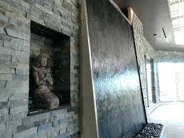 wall water fountains indoor architecture gorgeous amazing 4 concept from calgary wall water fountains