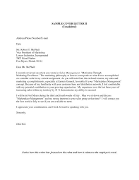 Unsolicited Cover Letters Enom Warb Ideas Of Cover Letter