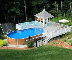 square above ground pool with deck. Exellent With Square Above Ground Pool Elegant Deck Ideas Have  Pools Home   In Square Above Ground Pool With Deck L