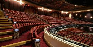 The Venetian Theatre Las Vegas Seating Chart 52 Eye Catching Venetian Theater Capacity