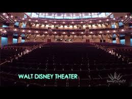 Dr Phillips Center Walt Disney Seating Chart Dr Phillips Center Walt Disney Theater Sunny Florida Tv