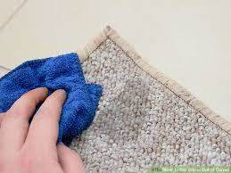 image titled get stains out of carpet step 1