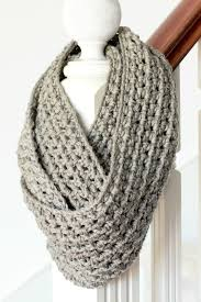 Knitted Infinity Scarf Pattern Best Decoration