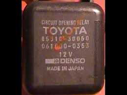 jumping fuel pump relay and how it works tcr11 tarago previa jumping fuel pump relay and how it works tcr11 tarago previa estima