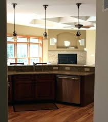 pendant lighting over island traditional kitchen light fixtures for t