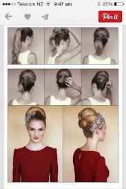60s updo great hair fantastic volume simple and quick
