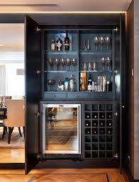 Mini Bar Shelf Bar Cabinet Designs For Home Peenmedia