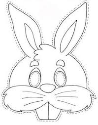 Easter Mask Template (04) easter mask templates happy easter 2017 on happy face mask template