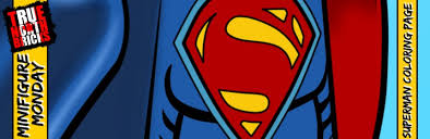 Superman coloring pages , coloring pictures are one of the preferred activities by children. Superman Coloring Page Free For A Limited Time From True North Bricks