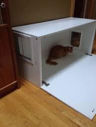 furniture to hide litter box. IKEA Hack--Hidden Litter Box For Under $50. Furniture To Hide