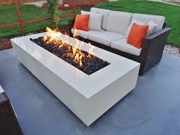 modern patio fire pit. Plain Patio Modern Fire Pit Table Contemporary Concrete Tables Epic Intended For  Remodel 11  Throughout Patio L